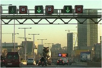 ANPR tolling solution
